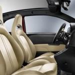 Кабриолет Fiat 500 Abarth 695 Tributo Maserati