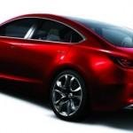 Концепт Mazda Takeri с новой системой рекуперативного торможения и управления