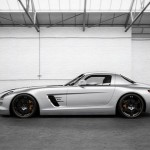 Wheelsandmore разработал тюнинг-пакет Mercedes SLS Silver Wing