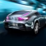 Концептуальный спорт-кар Nissan ESFLOW