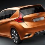 Концепт Nissan Invitation может стать преемником Note