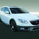 Универсал Opel Insignia ST Cross4 после Irmscher