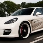 Porsche Panamera Turbo S от специалистов Edo Competition