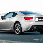 Японское тюнинг-ателье TOMS доработало спорткупе Toyota GT 86