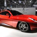 "Carrozzeria Touring Superleggera доработал ""Летающая тарелку"" Alfa Romeo"