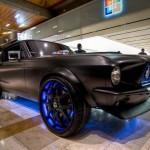 Ford Mustang под управлением Windows