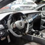 Mansory сделал карбоновый Mercedes-Benz CLS 63 AMG