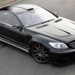 Prior Design представил Mercedes-Benz CL Black Edition
