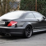 Prior Design представил Mercedes-Benz CL Black Edition