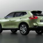 Nissan представил концепт Hi-Cross