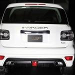 Invader доработало внедорожник Nissan Patrol