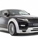Range Rover Evoque с тюнинг-пакетом от Hamann Motorsport