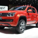Volkswagen представил концепт пикапа Amarok Canyon