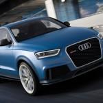 Концепт Audi RS Q3 будет представлен в Пекине