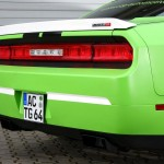 Маслкар Dodge Challenger SRT-8 доработали в CCG Automotive