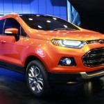 Ford представил серийную версию Ecosport