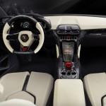 Lamborghini представила кроссовер Urus