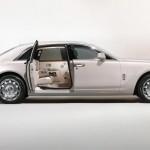 Эксклюзивный Ghost Six Senses от Rolls-Royce
