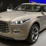 Aston Martin готовит свой первый внедорожник