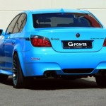G-Power разработал спецверсию BMW M5 Hurricane RR