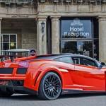 Amari Design доработал Lamborghini Gallardo в стиле гоночного болида