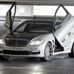 Mercedes S65 AMG стал привлекательней в руках CFC-Sundern