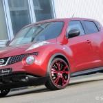 Nissan Juke-R в новом боди-ките от Senner Tuning