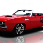 Time Machines добавил силенок Plymouth Barracuda
