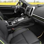 Летний тюнинг Porsche Cayenne Lemon от Top Car