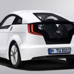 "BMW и ""компания"" разрабатывают электрокар Visio.M"