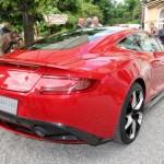 Aston Martin новое поколение DBS под названием Vanquish