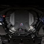 Новая BMW 7 доработана тюнером Alpina
