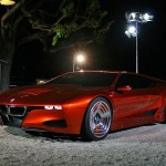 В 2016 может появиться новый суперкар BMW М1