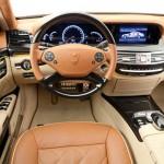 Самый мощный седан Mercedes-Benz S-Class от Lorinser