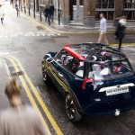 MINI Rocketman к Олимпиаде в Лондоне