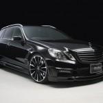 Wald создало тюнинг-пакет Black Bison для Mercedes-Benz E-Class