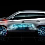 Первый в мире серийный внедорожник с электроприводом Mitsubishi Outlander PHEV