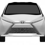 Появились изображения нового поколения Toyota Auris