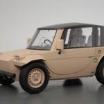 Игрушечная Toyota Camatte может поступить в серийное производство