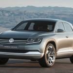 Volkswagen Cross Coupe признан лучшим концептом
