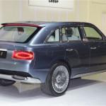 С сети появилось видео кроссовера Bentley EXP 9 F