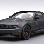 Эксклюзивный Ford Mustang SR-71 от Roush и Shelby
