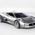 Появилась новая информация о гибридном спорт-каре Jaguar C-X75