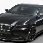 Lexus GS F Sport был доработан Wald