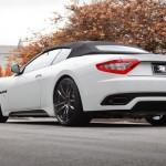 Maserati GranTurismo MC Stradale получил тюнинг-пакет Project Aurora