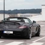 """В Väth """"зарядили"""" Mercedes-Benz SLS AMG"""