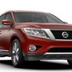 Появились фотографии серийной версии нового поколения Nissan Pathfinder