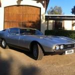 Концепт Bertone Jaguar Pirana 67-ого года покажут на Concorso Italiano