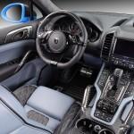 ToрCar сделали для Porsche Cayenne 21 тюнинг-пакет Vantage GTR2