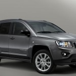 Jeep представит три спецверсии старых моделей